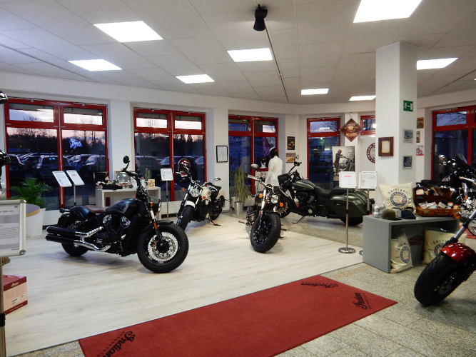 Indian Motorcycles Rheinland Bergheim