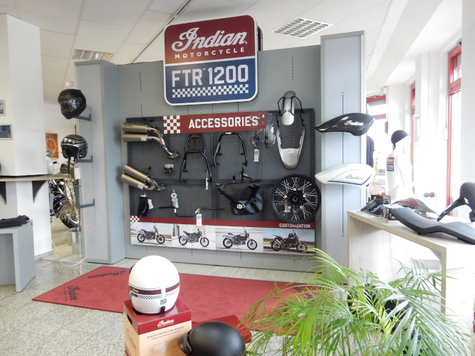 CM.Motorcycles Bergheim - Indian Motorcycles Rheinland